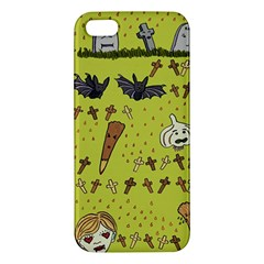 Horror Vampire Kawaii Apple Iphone 5 Premium Hardshell Case