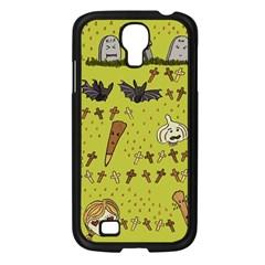 Horror Vampire Kawaii Samsung Galaxy S4 I9500/ I9505 Case (black)