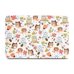 Cute Owl Plate Mats