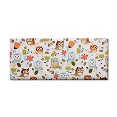 Cute Owl Cosmetic Storage Cases