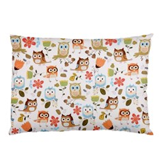 Cute Owl Pillow Case