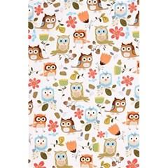 Cute Owl 5 5  X 8 5  Notebooks