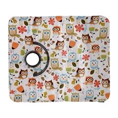 Cute Owl Galaxy S3 (flip/folio)