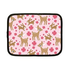 Preety Deer Cute Netbook Case (small)