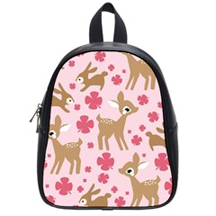 Preety Deer Cute School Bags (Small)
