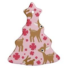 Preety Deer Cute Ornament (Christmas Tree)