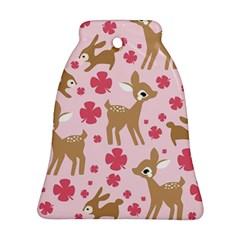 Preety Deer Cute Ornament (bell)