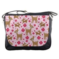 Preety Deer Cute Messenger Bags