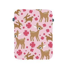Preety Deer Cute Apple Ipad 2/3/4 Protective Soft Cases