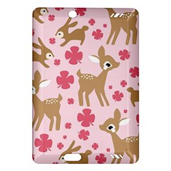 Preety Deer Cute Amazon Kindle Fire Hd (2013) Hardshell Case