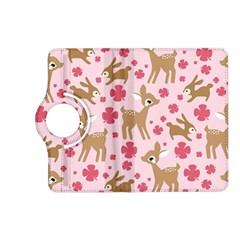 Preety Deer Cute Kindle Fire Hd (2013) Flip 360 Case