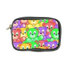 Cute Cartoon Crowd Of Colourful Kids Bears Coin Purse