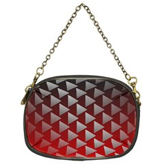 Netflix Play Button Pattern Chain Purses (One Side)