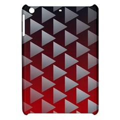 Netflix Play Button Pattern Apple Ipad Mini Hardshell Case