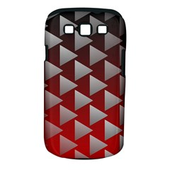 Netflix Play Button Pattern Samsung Galaxy S Iii Classic Hardshell Case (pc+silicone)