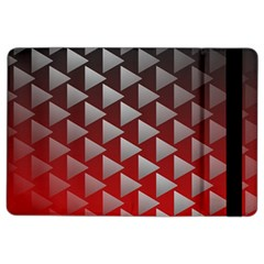 Netflix Play Button Pattern Ipad Air 2 Flip