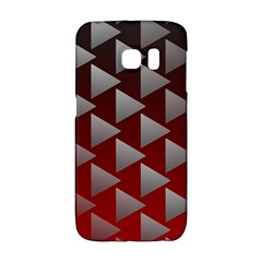 Netflix Play Button Pattern Galaxy S6 Edge
