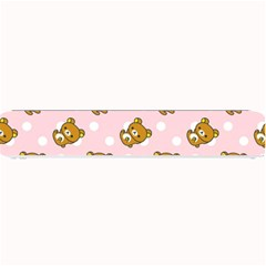 Kawaii Bear Pattern Small Bar Mats