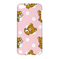 Kawaii Bear Pattern Apple iPod Touch 5 Hardshell Case