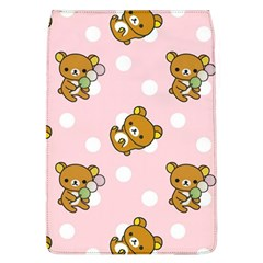 Kawaii Bear Pattern Flap Covers (L)