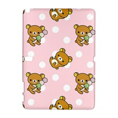 Kawaii Bear Pattern Galaxy Note 1