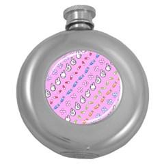 Chaffyyami Nurse Desktop Round Hip Flask (5 Oz)