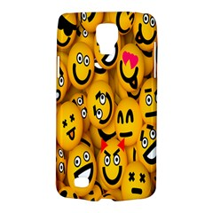 Smileys Linus Face Mask Cute Yellow Galaxy S4 Active