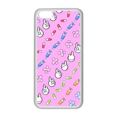 Chaffyyami Nurse Desktop Apple Iphone 5c Seamless Case (white)
