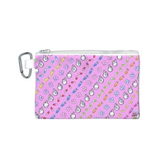 Chaffyyami Nurse Desktop Canvas Cosmetic Bag (S)