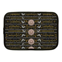 Pearls And Hearts Of Love In Harmony Netbook Case (medium)
