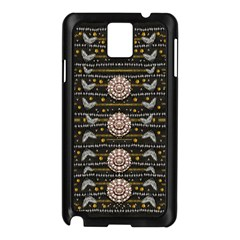 Pearls And Hearts Of Love In Harmony Samsung Galaxy Note 3 N9005 Case (black)