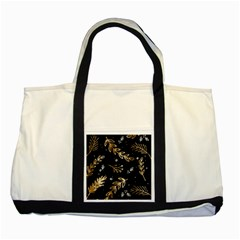 Kawaii Wallpaper Pattern Two Tone Tote Bag