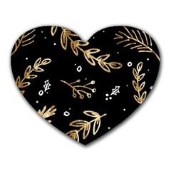 Kawaii Wallpaper Pattern Heart Mousepads