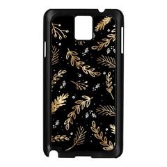 Kawaii Wallpaper Pattern Samsung Galaxy Note 3 N9005 Case (black)