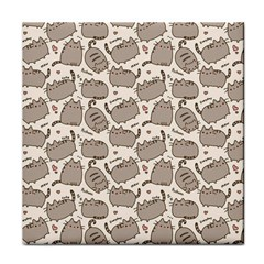 Pusheen Wallpaper Computer Everyday Cute Pusheen Face Towel