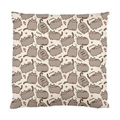 Pusheen Wallpaper Computer Everyday Cute Pusheen Standard Cushion Case (one Side)