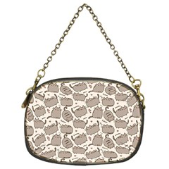 Pusheen Wallpaper Computer Everyday Cute Pusheen Chain Purses (Two Sides)