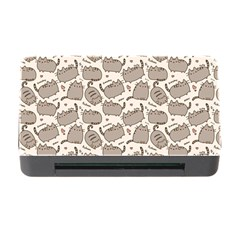 Pusheen Wallpaper Computer Everyday Cute Pusheen Memory Card Reader with CF