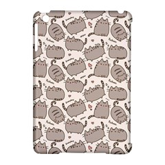 Pusheen Wallpaper Computer Everyday Cute Pusheen Apple Ipad Mini Hardshell Case (compatible With Smart Cover)