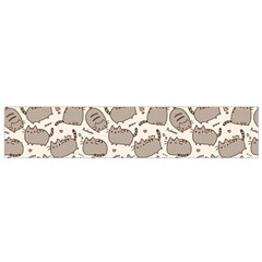 Pusheen Wallpaper Computer Everyday Cute Pusheen Flano Scarf (small)
