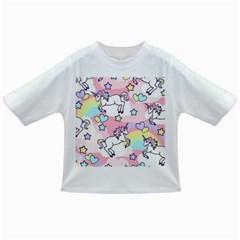Unicorn Rainbow Infant/Toddler T-Shirts