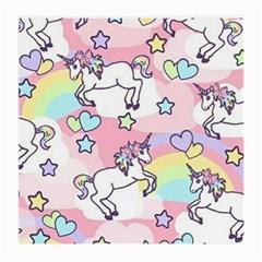 Unicorn Rainbow Medium Glasses Cloth (2-Side)