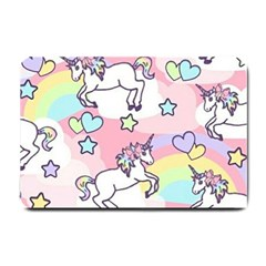 Unicorn Rainbow Small Doormat