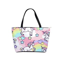 Unicorn Rainbow Shoulder Handbags