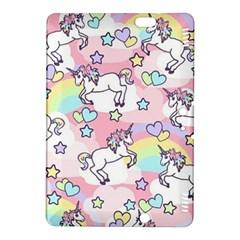 Unicorn Rainbow Kindle Fire Hdx 8 9  Hardshell Case
