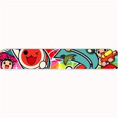 Cute Doodles Wallpaper Background Small Bar Mats