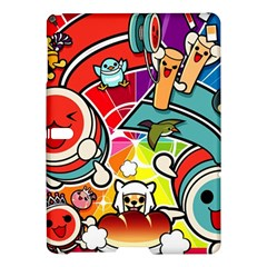 Cute Doodles Wallpaper Background Samsung Galaxy Tab S (10 5 ) Hardshell Case