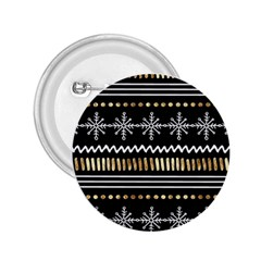 Kawaii Pattern 2 25  Buttons