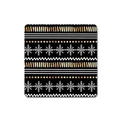 Kawaii Pattern Square Magnet