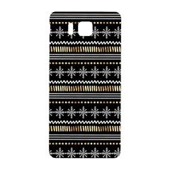 Kawaii Pattern Samsung Galaxy Alpha Hardshell Back Case